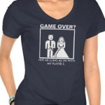 New Twist on Game Over T-shirt