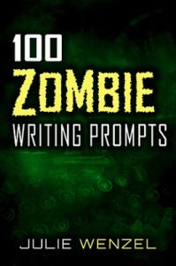 Zombie Writing Prompts Book Cover Julie Wenzel nanorimo