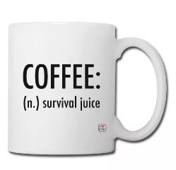 coffee mugs - i love coffee